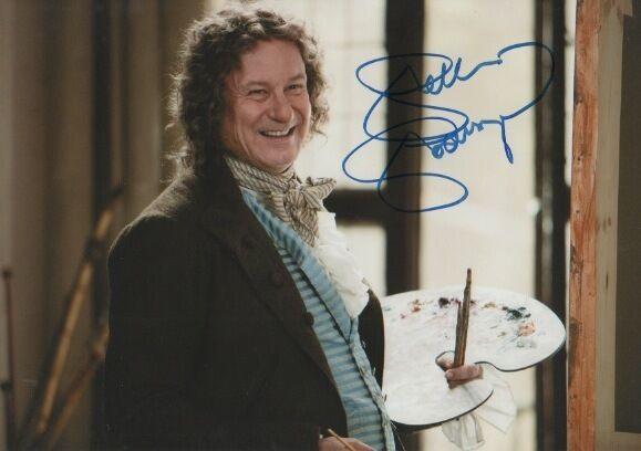 Stellan Skarsgard Autogramm signed 20x30 cm Bild
