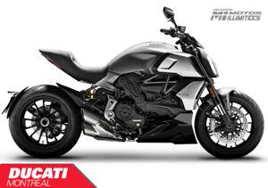 2019 Ducati Diavel 1000 en accessoires où intérêt à 1,99%
