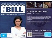 The Bill Complete Series 25 DVD (17 Discs) 2009