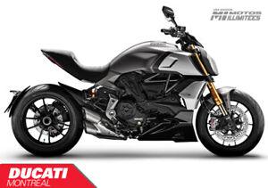 2019 Ducati Diavel 1260 S 1000 en accessoires où intérêt à 1,99%