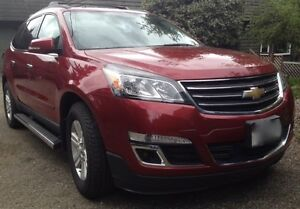2013 Chevrolet Traverse LT2 SUV, Low kilometers, Extras