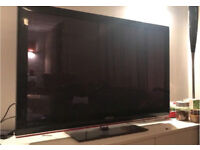 50'' SAMSUNG TV HD NOT SMART CAN DELIVER