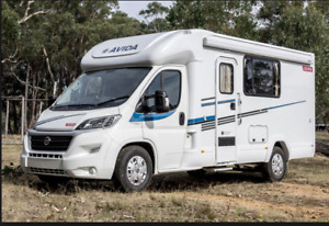 WANTED - motorhome for rent