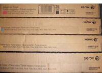 Xerox workcentre SET OF 4 GENUINE 006R01509/10/11/12