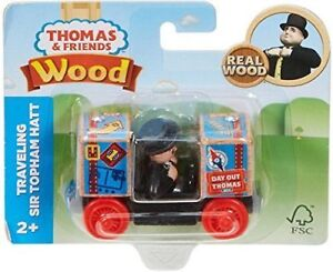 DAY OUT WITH THOMAS Tank Engine WOOD Railway NEW IN BOX  - 2018 Wooden