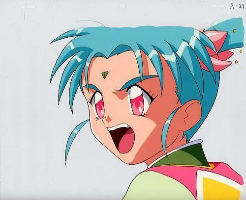 Anime Cel Tenchi #243