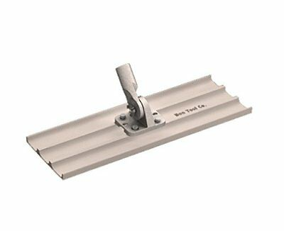 Bon 12-967 24-inch By 8-inch Square End Magnesium Concrete Bull Float With