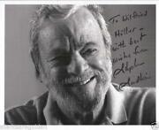Stephen Sondheim Signed