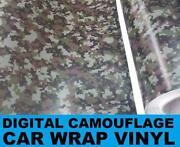 Car Camo Vinyl