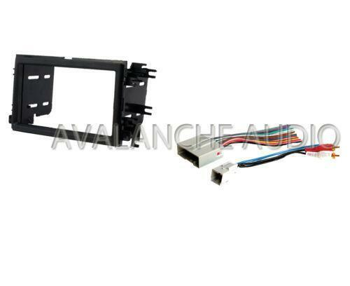 Car Stereo Installation Kit Ford