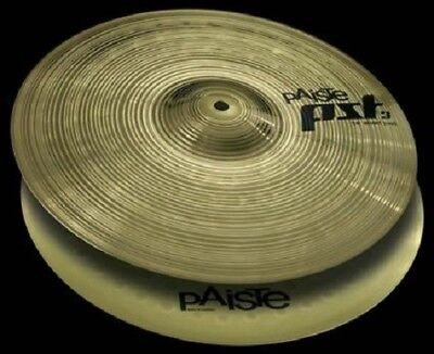"""Paiste PST 3 14"""" Hi-Hat Cymbals - Great Upgrade Cymbal"""
