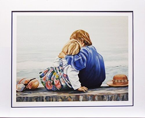 "Susan Rios ""blake And Alex"" 1993 