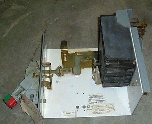 Square D 30 Amp 3 Pole Cicuit Breaker FCP34030 with FA100-3MC6 Mcc Bucket