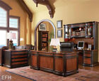 Cherry Traditional Executive Desks Home Office Furniture