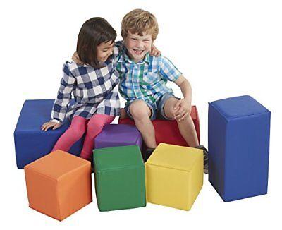 Foam Big Building Blocks Soft Play Set for Kids Primary 7 - Foam Blocks For Kids