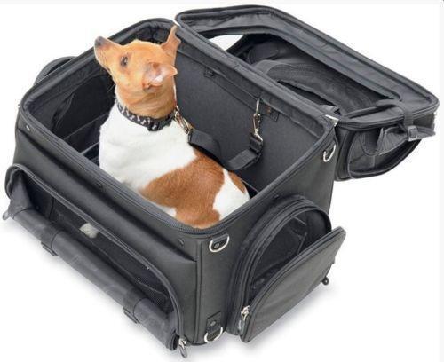 Small Dog Saddle Bags