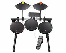 RARE BRAND NEW Logitech Wireless Drum Controller for PS3 RRP$400 Chatswood Willoughby Area Preview