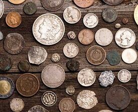 OLD COINS CASHED PAY'D