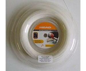 HEAD SUPER POWER 74 BADMINTON STRING REEL ,200 M , NEW