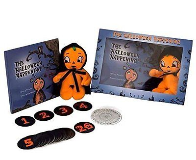 The Halloween Happening Kids Book and Plush Toy Set](The Halloween Kid Book)