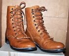 Western Work Brown Cowboy, Western Boots for Men
