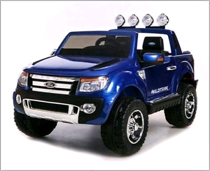12 V Licensed Ford Ranger Kids Ride On Toy Car Altona North Hobsons Bay Area Preview