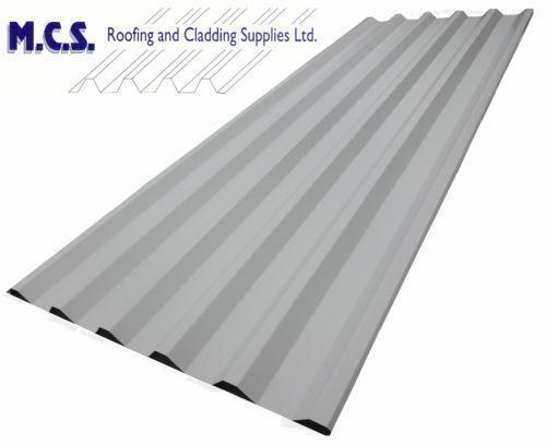 Box Profile Metal Sheets Ebay