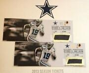 Cowboys Tickets