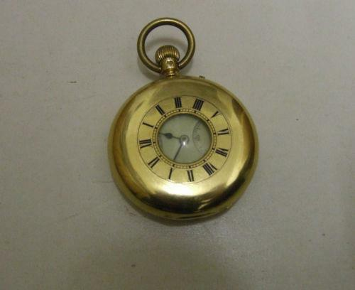 18ct Pocket Watch