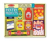 Melissa and Doug Wooden Food