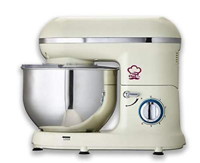 Professional Food Mixers - Professional Electric Kitchen 800W Food Stand Mixer - 5.5L Bowl - by MisterChef®