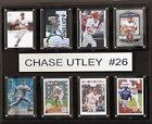 Chase Utley MLB Plaques