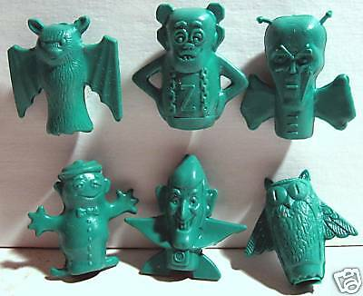 6 Old Monster Cereal Pencil Topper Giveaway Old Stock