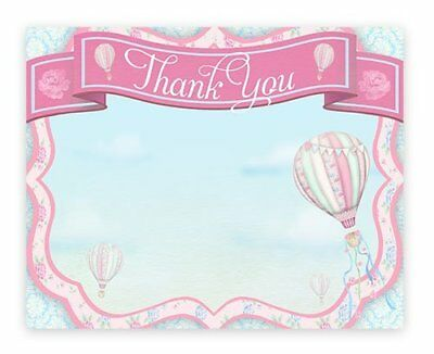 Hot Air Balloon Thank You Cards - 10 Thank You Note Cards 10 Envelopes](Hot Air Balloon Invitations)