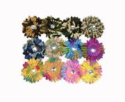 Hair Flowers Lot