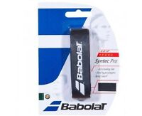 BABOLAT SYNTEC PRO BLACK REPLACEMENT GRIP -NEW