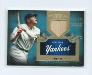 Babe Ruth Game Used