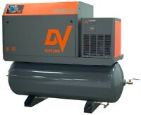 10hp Single Phase Variable Speed Air Compressor