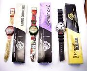 Burger King Jurassic Park Watches