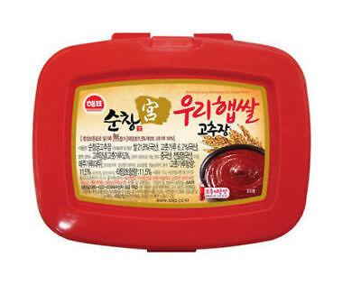 New Paste Gochujang Korean Food Hot Red Peppe Bibimbap Spicy Sauce_NU
