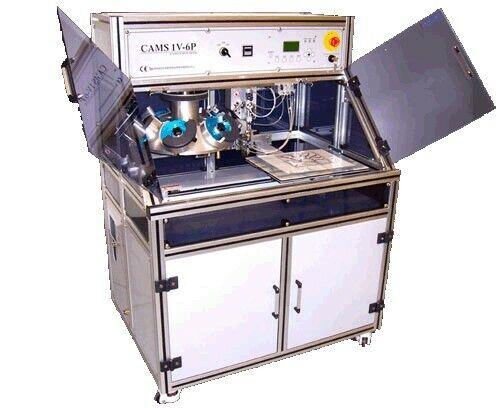 Yongnam CAMS 1V-6P Rhinestone Setting Machine