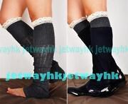 Lace Leg Warmers