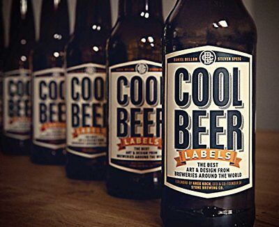 Cool Beer Labels: The Best Art & Design from Breweries Around the