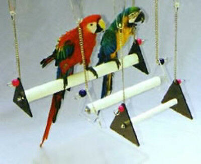 Jumbo Pedicure Swing For Cage Or Aviary