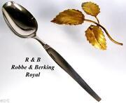 Silberbesteck Robbe Berking