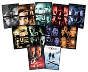 X Files Complete DVD Set