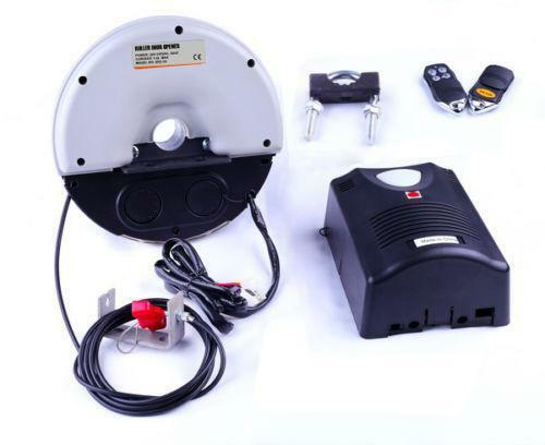 Automatic roller garage door opener ebay for Automatic garage door opener installation