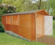 12 x 7 Shed