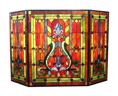 Decorative Fireplace Screen | eBay