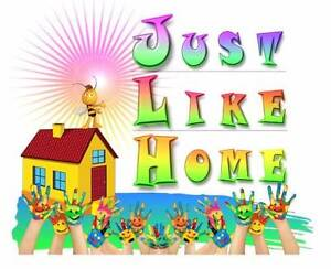 Just Like Home Family Day Care Clarkson Wanneroo Area Preview